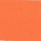 Knits: silk in solid tangerine