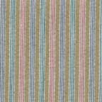 Cotton Lightweight: red, white and blue stripes on tan