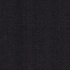 Polyester: black twill suiting